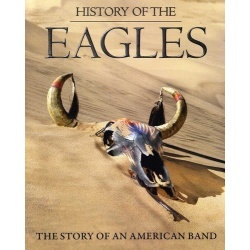 History of the Eagles Blu-ray Cover