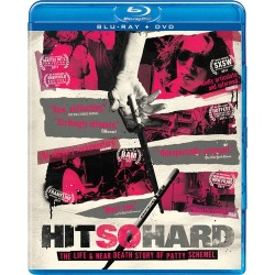 Hit So Hard Blu-ray Cover