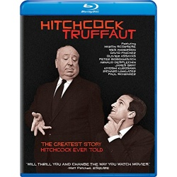 Hitchcock/Truffaut Blu-ray Cover