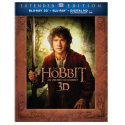 The Hobbit: An Unexpected Journey 3D (Extended Edition)