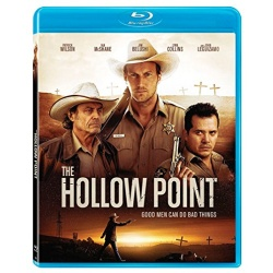 Hollow Point Blu-ray Cover