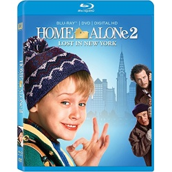Home Alone 2: Lost in New York Blu-ray Cover