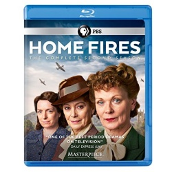 Home Fires: The Complete 2nd Season Blu-ray Cover