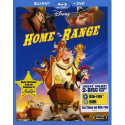 Home on the Range Blu-ray Cover