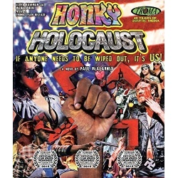 Honky Holocaust Blu-ray Cover