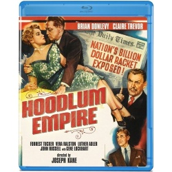 Hoodlum Empire Blu-ray Cover