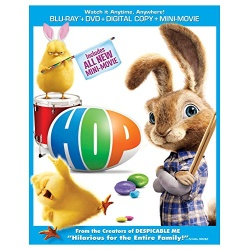 Hop Blu-ray Cover