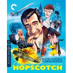Hopscotch Blu-ray Cover