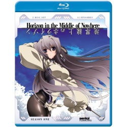 Horizon in the Middle of Nowhere: Season One Blu-ray Cover
