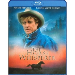 Horse Whisperer Blu-ray Cover