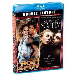 Hot Spot / Killing Me Softly Blu-ray Cover