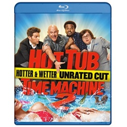 Hot Tub Time Machine 2 Blu-ray Cover