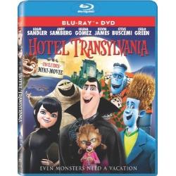Hotel Transylvania Blu-ray Cover