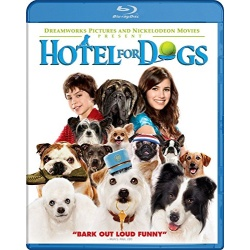 Hotel for Dogs Blu-ray Cover