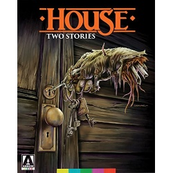 House: Two Stories Blu-ray Cover