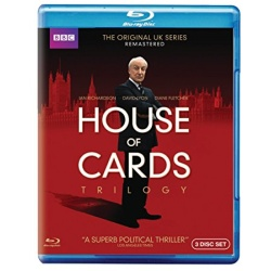 House of Cards Trilogy Blu-ray Cover