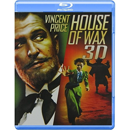 Blu ray stats news log blog archive house of wax 3d on for 3d film archive