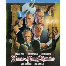 House of the Long Shadows Blu-ray Cover