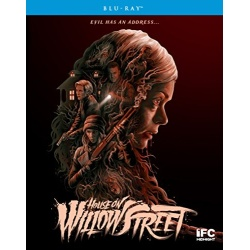 House on Willow Street Blu-ray Cover