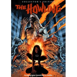 Howling Blu-ray Cover