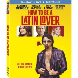 How to Be a Latin Lover Blu-ray Cover