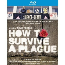 How to Survive a Plague Blu-ray Cover