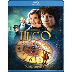 Hugo Blu-ray Cover