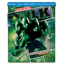 Hulk Blu-ray Cover