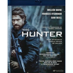 Hunter Blu-ray Cover