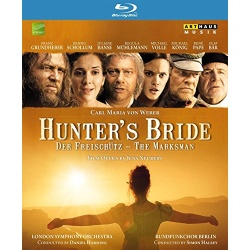 Hunter's Bride Blu-ray Cover