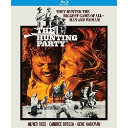 Hunting Party Blu-ray Cover