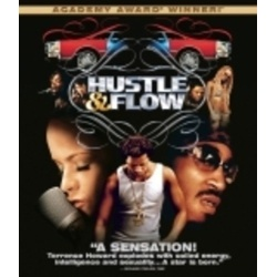 Hustle & Flow Blu-ray Cover