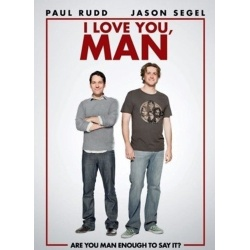 I Love You, Man Blu-ray Cover