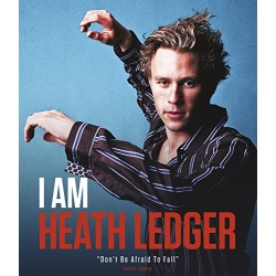 I am Heath Ledger Blu-ray Cover