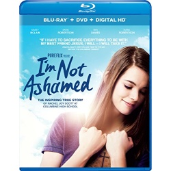 I'm Not Ashamed Blu-ray Cover