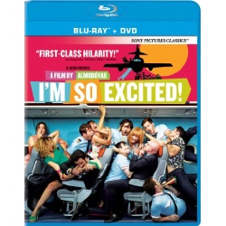I'm So Excited Blu-ray Cover