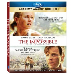 Impossible Blu-ray Cover