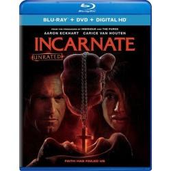 Incarnate Blu-ray Cover