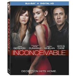 Inconceivable Blu-ray Cover