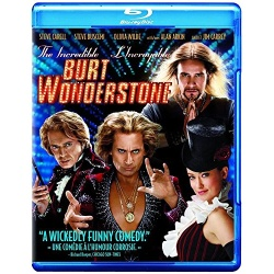 Incredible Burt Wonderstone Blu-ray Cover
