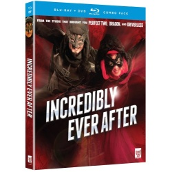 Incredibly Ever After Blu-ray Cover