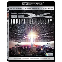 Independence Day Blu-ray Cover