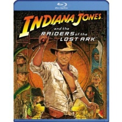 Indiana Jones and the Raiders of the Lost Ark Blu-ray Cover