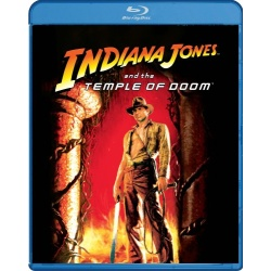 Indiana Jones and the Temple of Doom Blu-ray Cover