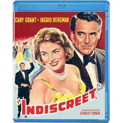 Indiscreet Blu-ray Cover