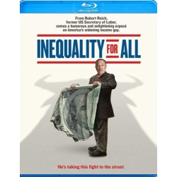 Inequality for All Blu-ray Cover