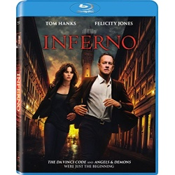 Inferno Blu-ray Cover