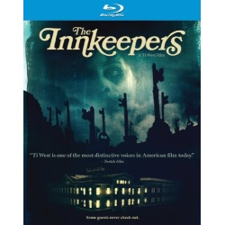 Innkeepers Blu-ray Cover
