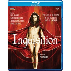 Inquisition Blu-ray Cover