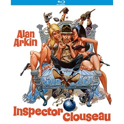 Inspector Clouseau Blu-ray Cover